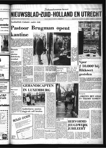 Schoonhovensche Courant 1975-02-03