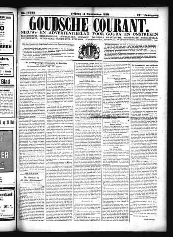 Goudsche Courant 1930-11-14
