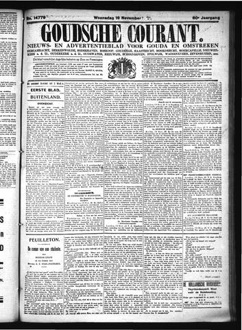 Goudsche Courant 1921-11-16