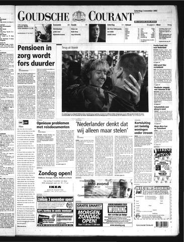 Goudsche Courant 2002-11-02