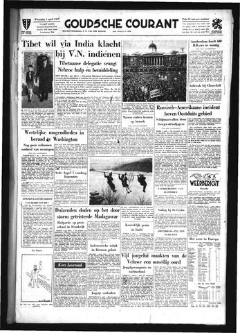 Goudsche Courant 1959-04-01