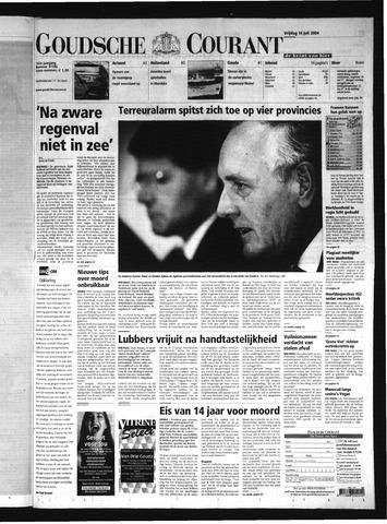 Goudsche Courant 2004-07-16