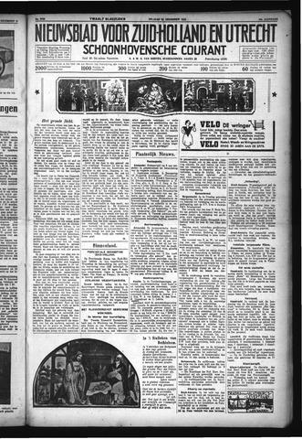 Schoonhovensche Courant 1932-12-23