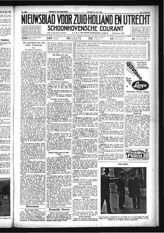 Schoonhovensche Courant 1933-07-14