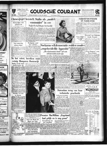 Goudsche Courant 1957-01-18