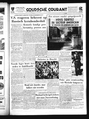 Goudsche Courant 1961-09-01