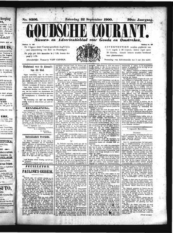 Goudsche Courant 1900-09-22