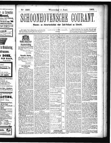 Schoonhovensche Courant 1902-06-04