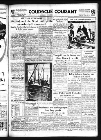 Goudsche Courant 1954-07-17