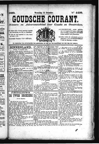 Goudsche Courant 1890-12-24