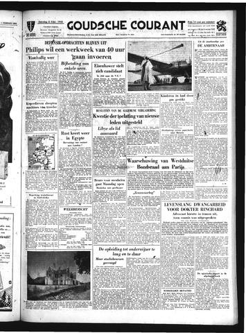 Goudsche Courant 1952-02-02