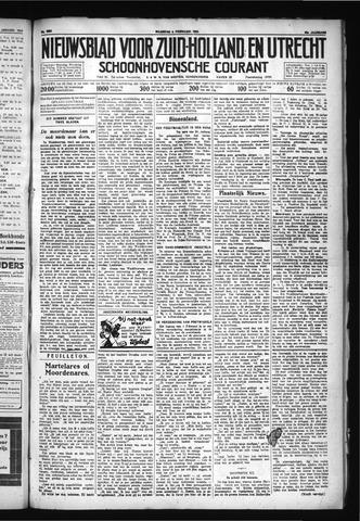 Schoonhovensche Courant 1930-02-03