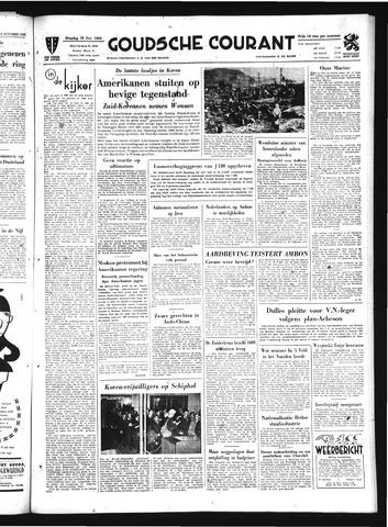 Goudsche Courant 1950-10-10