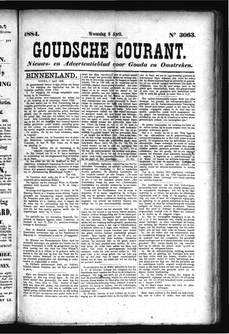 Goudsche Courant 1884-04-09