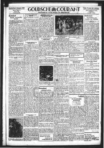 Goudsche Courant 1943-01-07