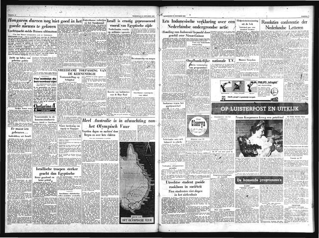 Goudsche Courant 1956-10-31