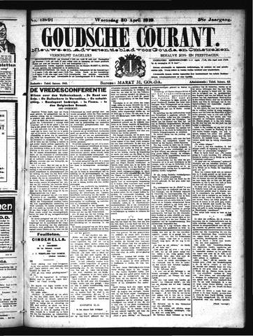 Goudsche Courant 1919-04-30