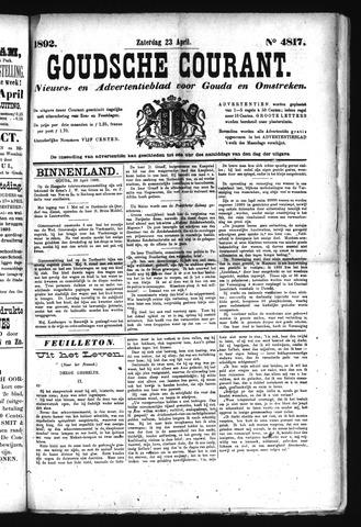 Goudsche Courant 1892-04-23