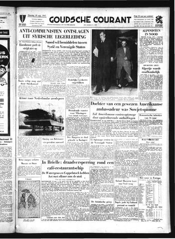Goudsche Courant 1957-08-19