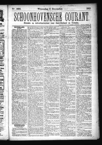 Schoonhovensche Courant 1911-12-06