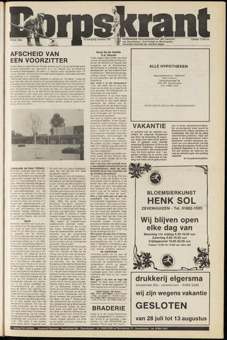 Dorpskrant 1984-07-25