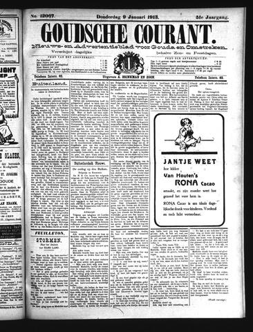 Goudsche Courant 1913-01-09