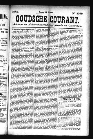 Goudsche Courant 1885-10-11