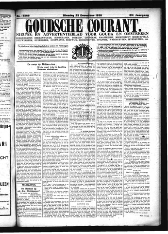 Goudsche Courant 1930-12-23