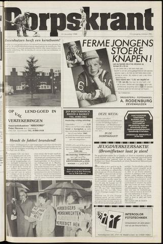 Dorpskrant 1988-12-14