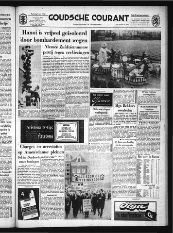 Goudsche Courant 1966-05-09