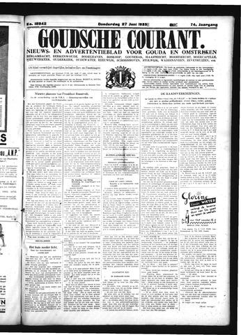 Goudsche Courant 1935-06-27