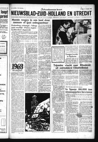 Schoonhovensche Courant 1962-12-31