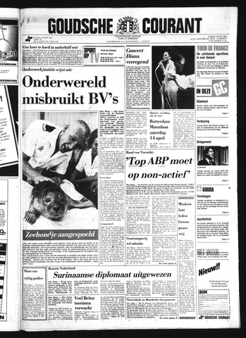 Goudsche Courant 1983-07-22