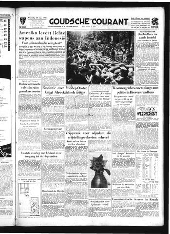 Goudsche Courant 1958-08-20
