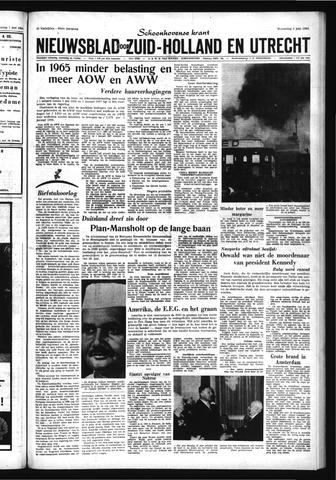 Schoonhovensche Courant 1964-06-03