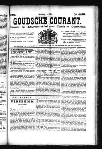Goudsche Courant 1892-05-16