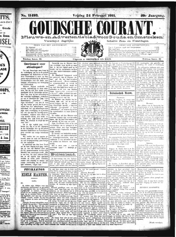 Goudsche Courant 1911-02-24
