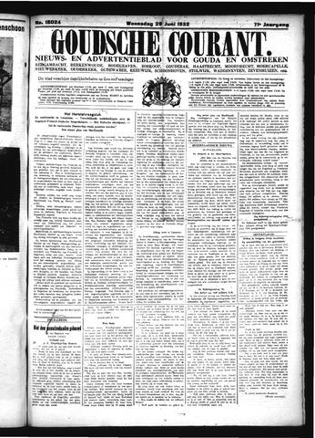 Goudsche Courant 1932-06-29