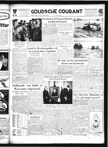 Goudsche Courant 1956-04-26