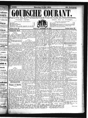 Goudsche Courant 1914-07-06