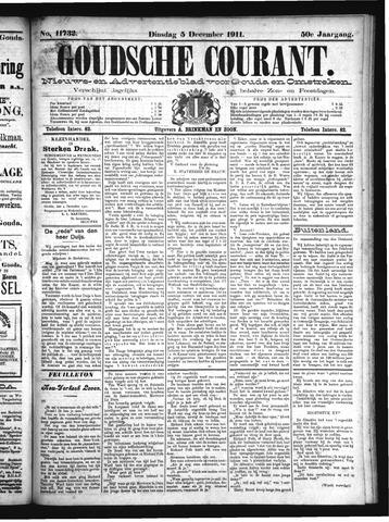 Goudsche Courant 1911-12-05