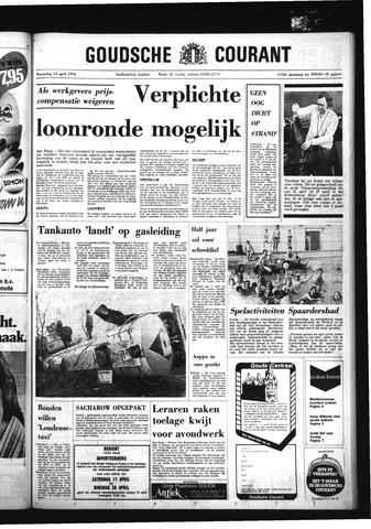 Goudsche Courant 1976-04-14