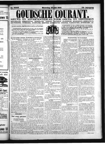 Goudsche Courant 1933-07-24