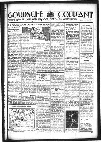 Goudsche Courant 1942-08-12