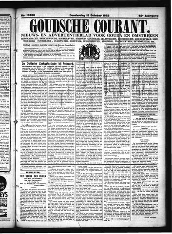 Goudsche Courant 1923-10-18
