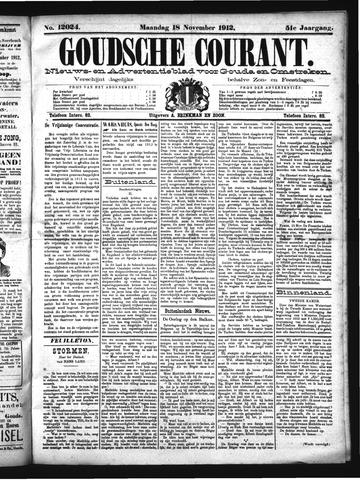 Goudsche Courant 1912-11-18