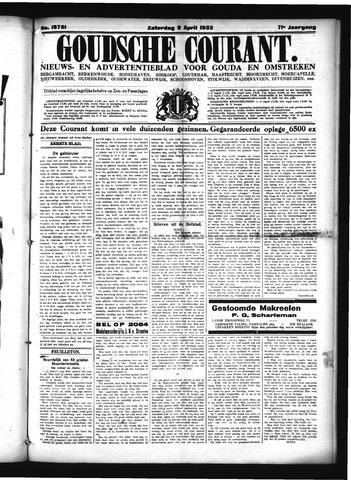 Goudsche Courant 1932-04-02
