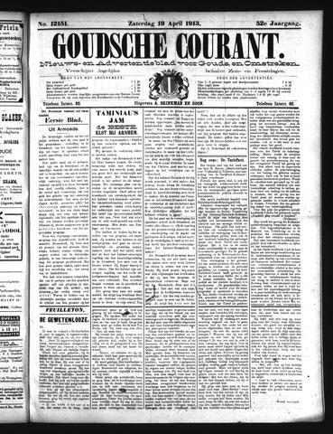 Goudsche Courant 1913-04-19
