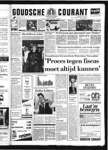 Goudsche Courant 1987-03-30
