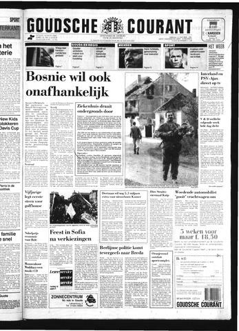 Goudsche Courant 1991-10-15